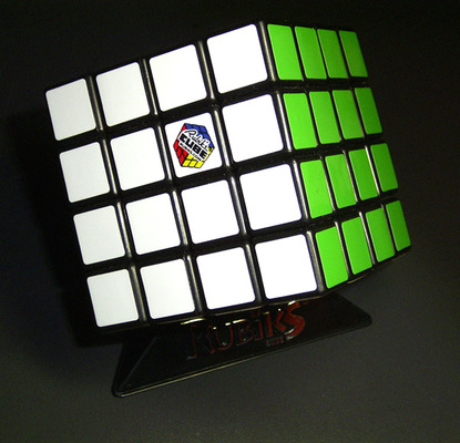 4x4x4 rubiks cube die besten meffert 39 s puzzel unterhaltung 7lists. Black Bedroom Furniture Sets. Home Design Ideas